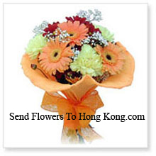 Send Birthday Flowers To Hong Kong