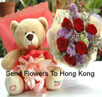 Hong Kong Flower Delivery